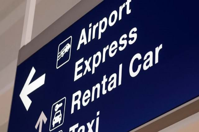 Car Hire at Rhodes Island Airport, Greece
