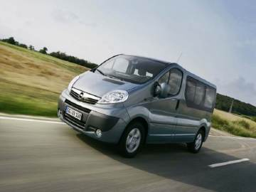 rent a 9 seater minibus at Rhodes island, Greece